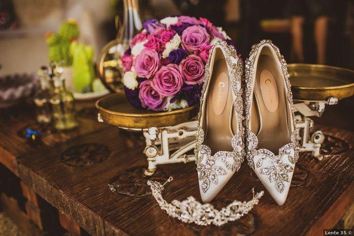 ¿Te casarías con estos zapatos? 1