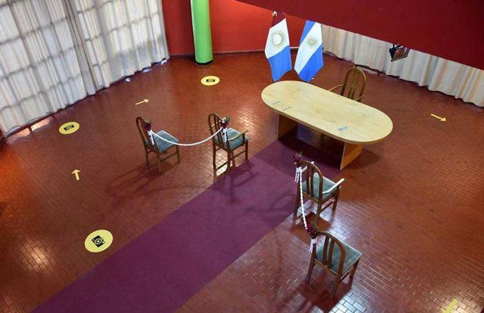 """¡Primer """"Sala Covid"""" para celebrar casamientos adaptados! 2"""