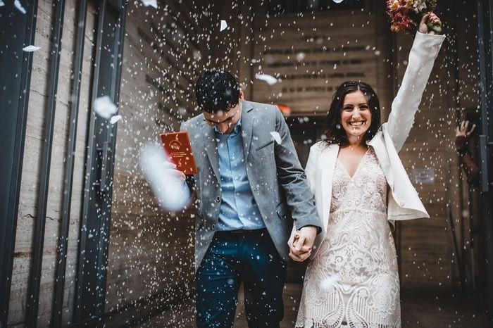 ¿Se casan en la oficina del Registro o hacen Civil móvil? 1
