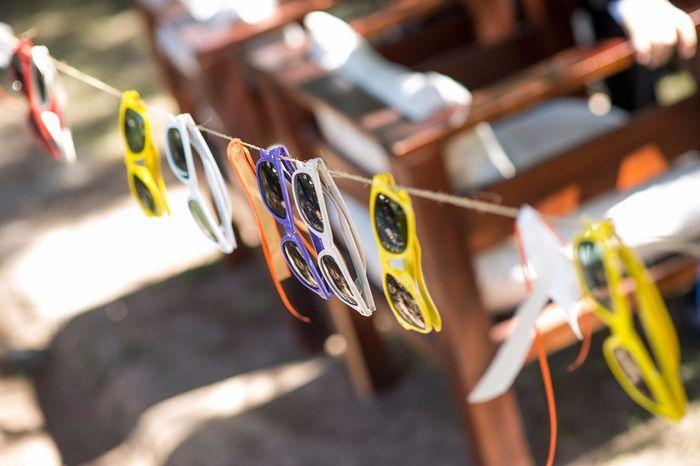 3 Souvenirs útiles para una boda de día y al aire libre 1