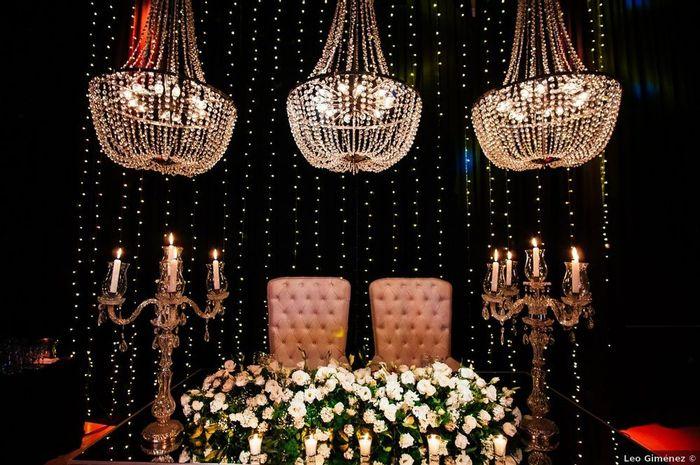 Clásico y elegante, así fue el casamiento de Gastón y Ale 😍 4