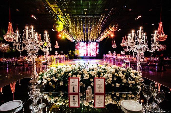 Clásico y elegante, así fue el casamiento de Gastón y Ale 😍 5