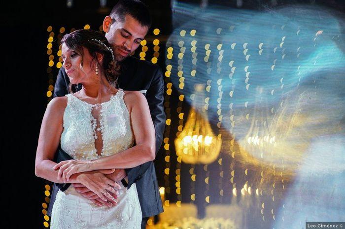 Clásico y elegante, así fue el casamiento de Gastón y Ale 😍 6