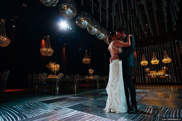 Clásico y elegante, así fue el casamiento de Gastón y Ale 😍 7