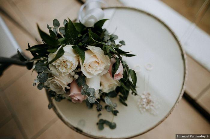 ¿Te gusta este RAMO para tu casamiento? 1