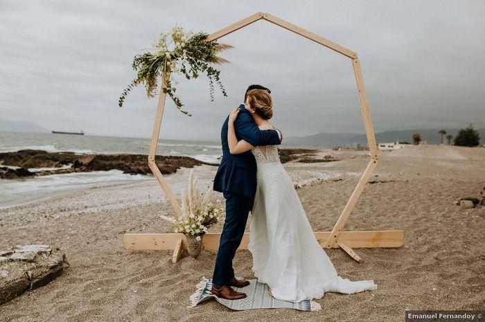 ¿Te gusta este ALTAR para tu casamiento? 1