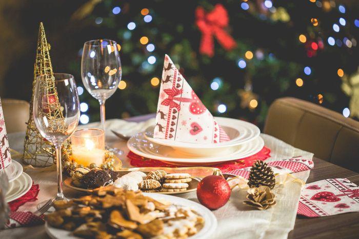 Nuestra navidad será____ 1