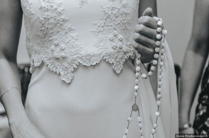 ¿Vas a llevar rosario? 1