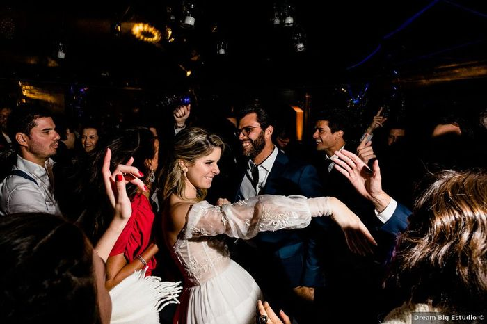 ¿Qué nota le ponés a este Casamiento Real Argentino? 10