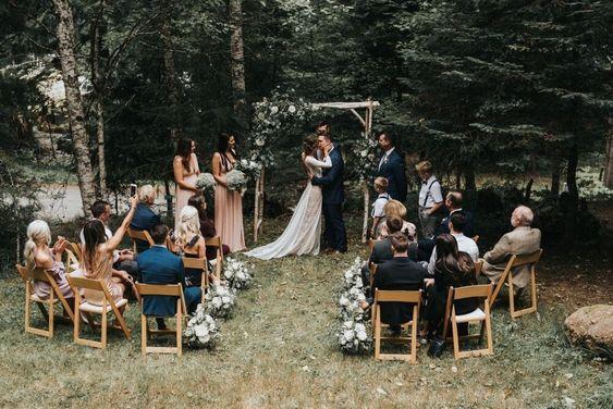 TIPS para realizar un casamiento íntimo en casa 🏡 4