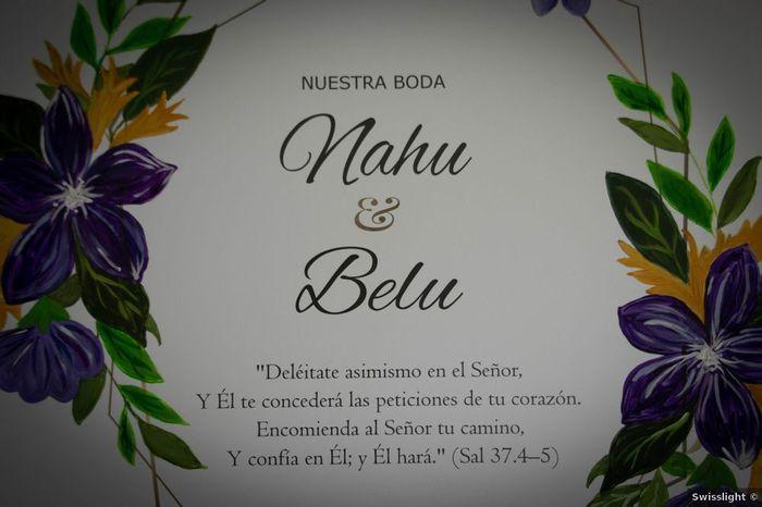 ¡Mirá la papelería violeta de Nahu&Belu! ¿La usarías? 1