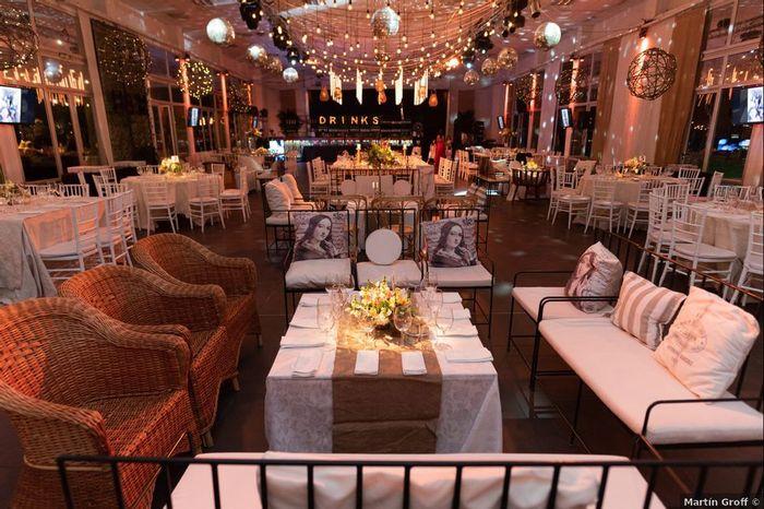 ¿Dónde van a celebrar su casamiento? 1