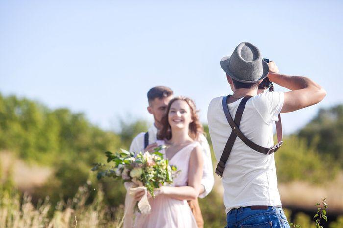 ¿Vas a contratar servicio de fotografía? 1