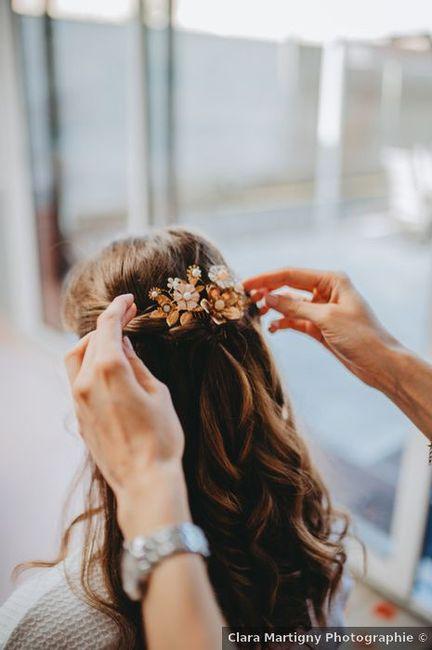 ¡PRACTICA este peinado en 4 pasos! 👇 3
