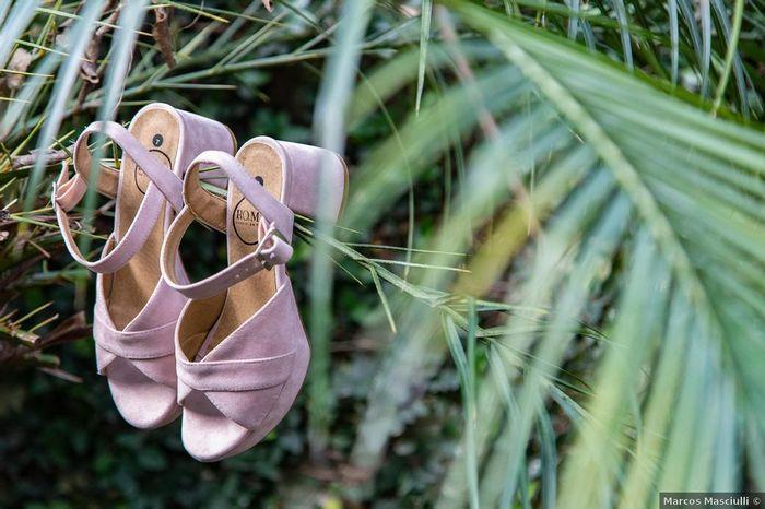 Del 0% al 100% ... ¿Cuánto te gusta estos zapatos? 1