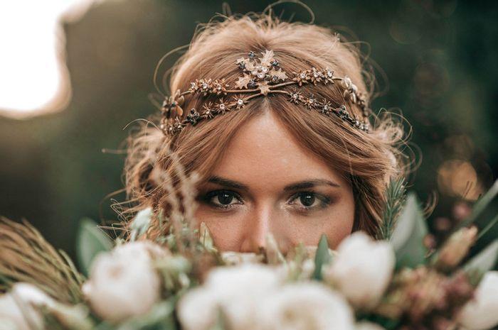 En tu look de novia: ¿SÍ o NO?...¡VOS decidís! 1