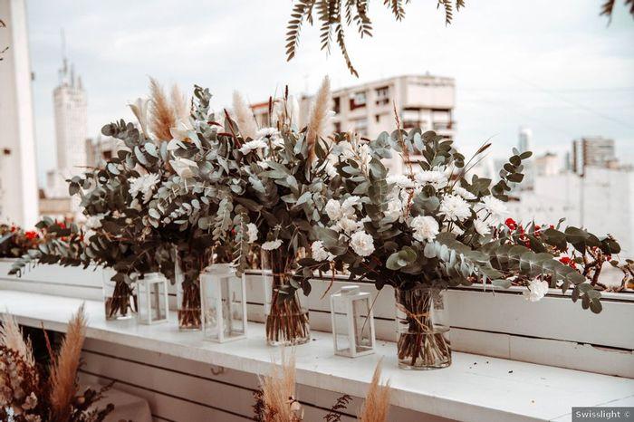 ¿Qué tipo de flores vas a tener en tu decoración nupcial? 1