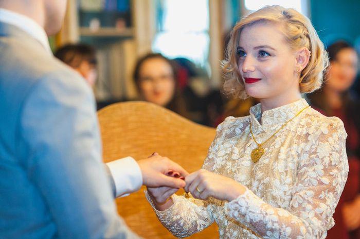 5 Peinados para novias con pelo cortito 3