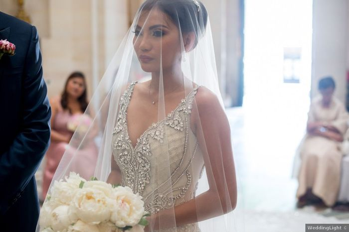 ¿Cuántos ❤️️ le ponés a esta novia de la comu de Francia? 3