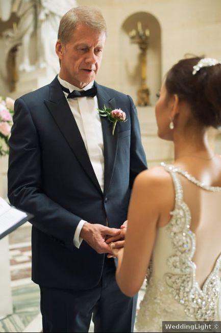 ¿Cuántos ❤️️ le ponés a esta novia de la comu de Francia? 4