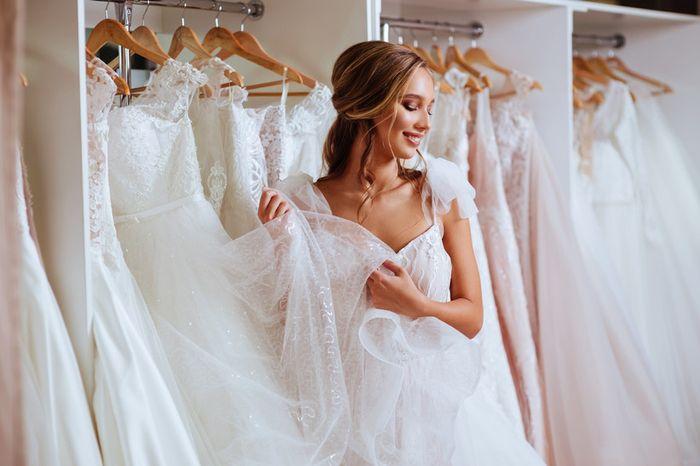 5 Preguntas básicas que tenés que hacerte para elegir el vestido de novia 1