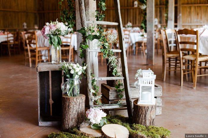 4 Formas de ambientar tu casamiento con cajones reciclados - 3