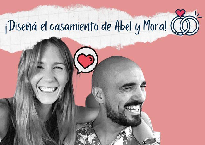 ¡Diseñá el casamiento de Abel Pintos y llevate un regalito!😜 1