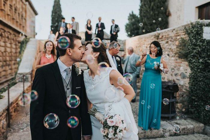 ¿Qué NO puede faltar en tu casamiento? 1