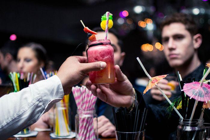 ¿Qué bebida NO puede faltar? 3