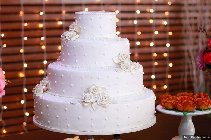 7 Tortas total White...¿Cuál te gusta más? 4