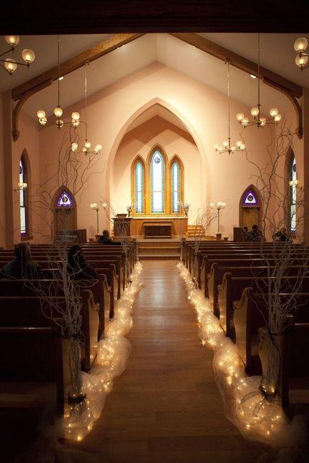 4 Formas de decorar la Iglesia SIN flores naturales 3