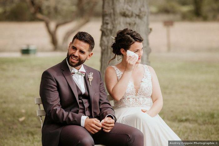¿A quién le pedirías que diga unas palabras emotivas en tu ceremonia? 2
