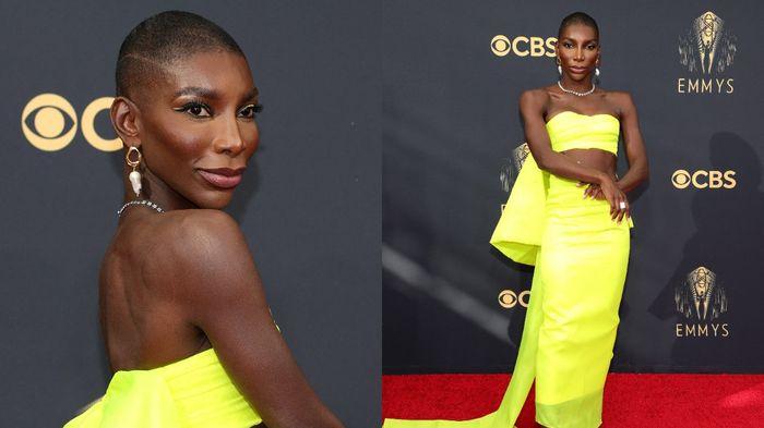 Anya Taylor vuelve hacer jaque mate con su look en la alfombra roja de los Premios Emmys 2021 8