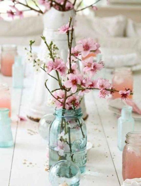 5 Ideas para que el cerezo sea la flor de tu casamiento 🌸 5