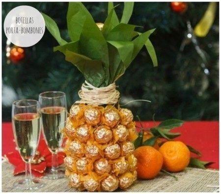 Reciclá tus botellas de champagne 4