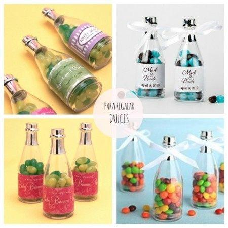 Reciclá tus botellas de champagne 5