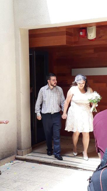 Nos casamos por civil!!!! 2
