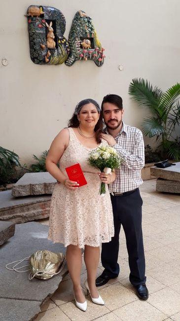 Nos casamos por civil!!!! 3