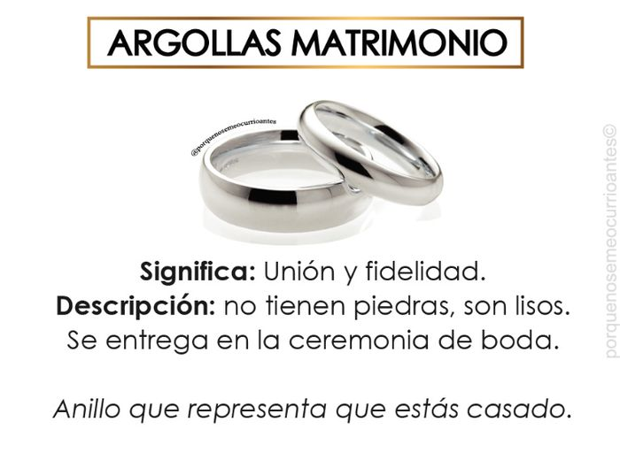 ¿Cuál es tu anillo? 5