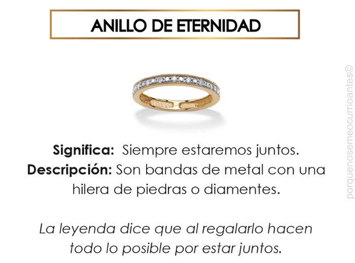 ¿Cuál es tu anillo? 6