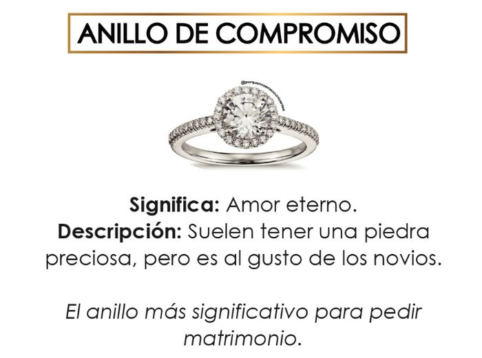 ¿Cuál es tu anillo? 9