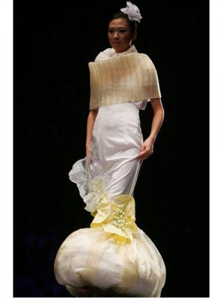 los vestidos de novia mas raros que pueden existir