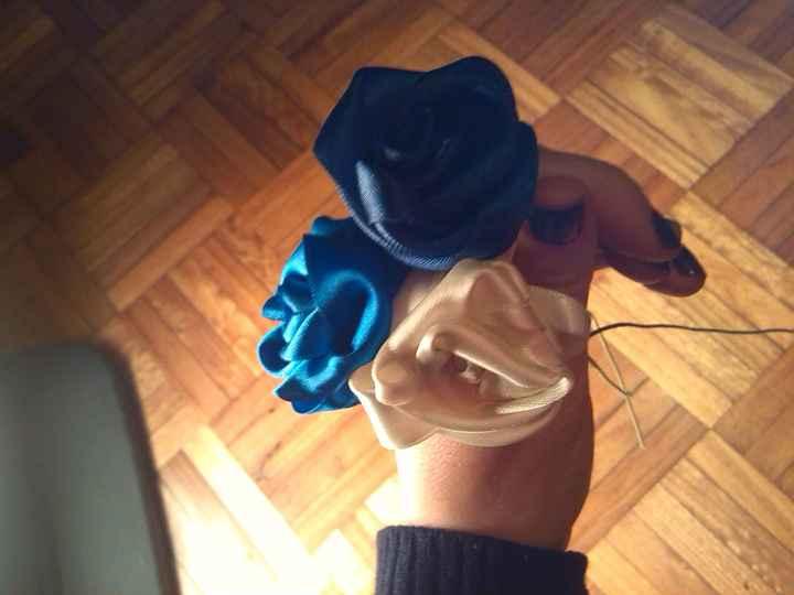 Rosas para el ramo