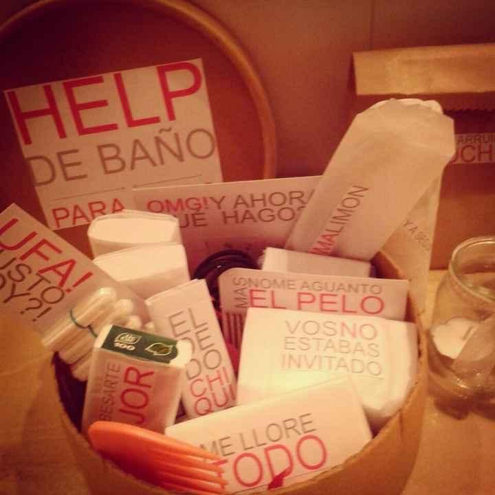 Help de Baño