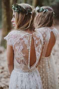 Insegura con la espalda del vestido...¿me ayudan? - 2
