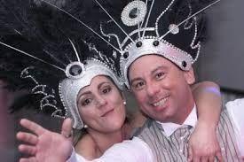 ¿Qué usa un novio en el carnaval carioca? 10