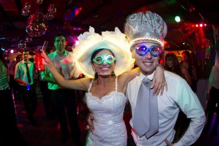 ¿Qué usa un novio en el carnaval carioca? 11