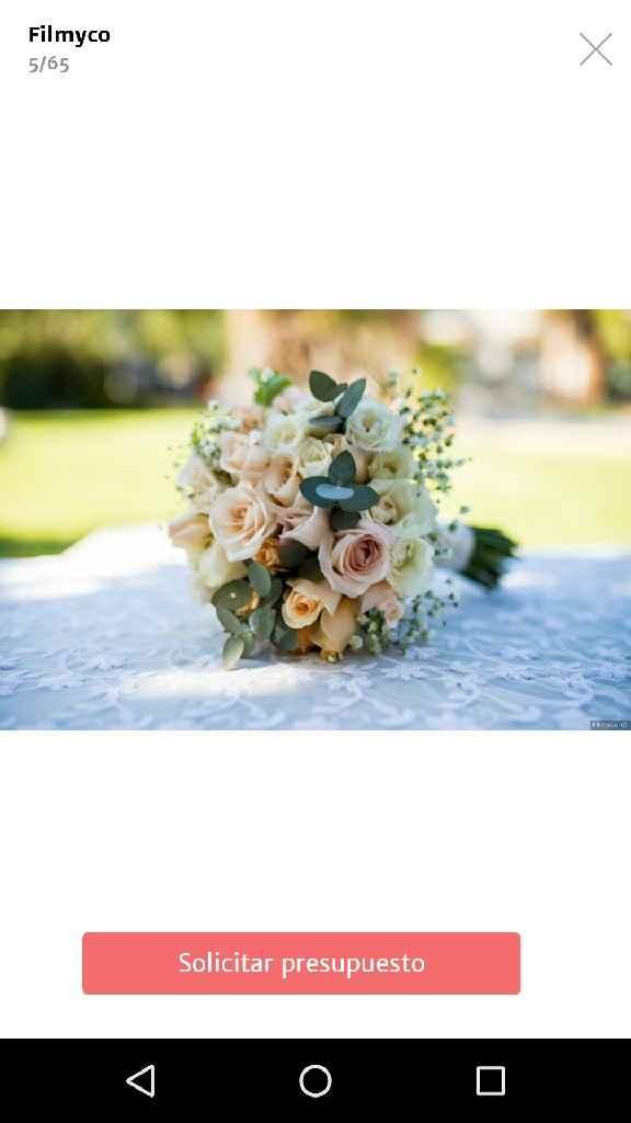 Mi casamiento en tres imagenes + Cristal - 3
