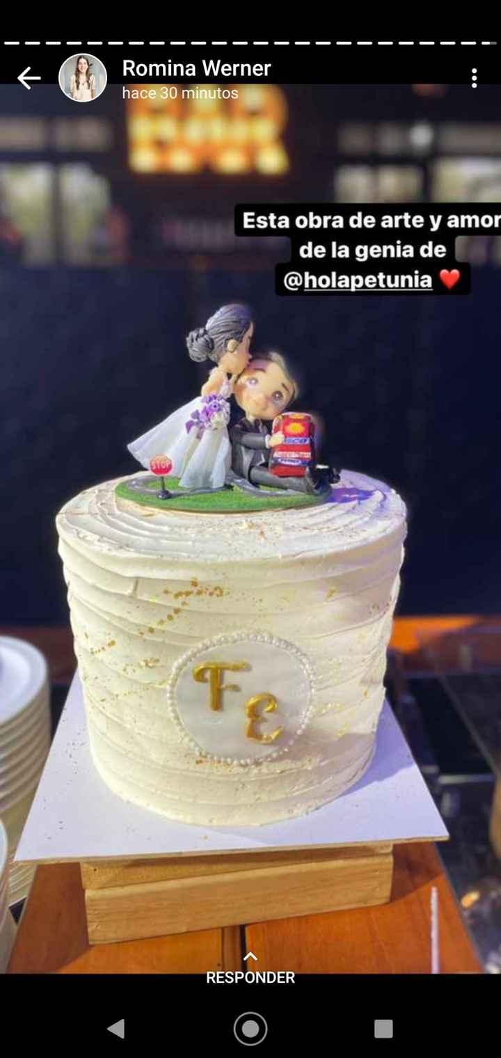Nuestra boda! - 1