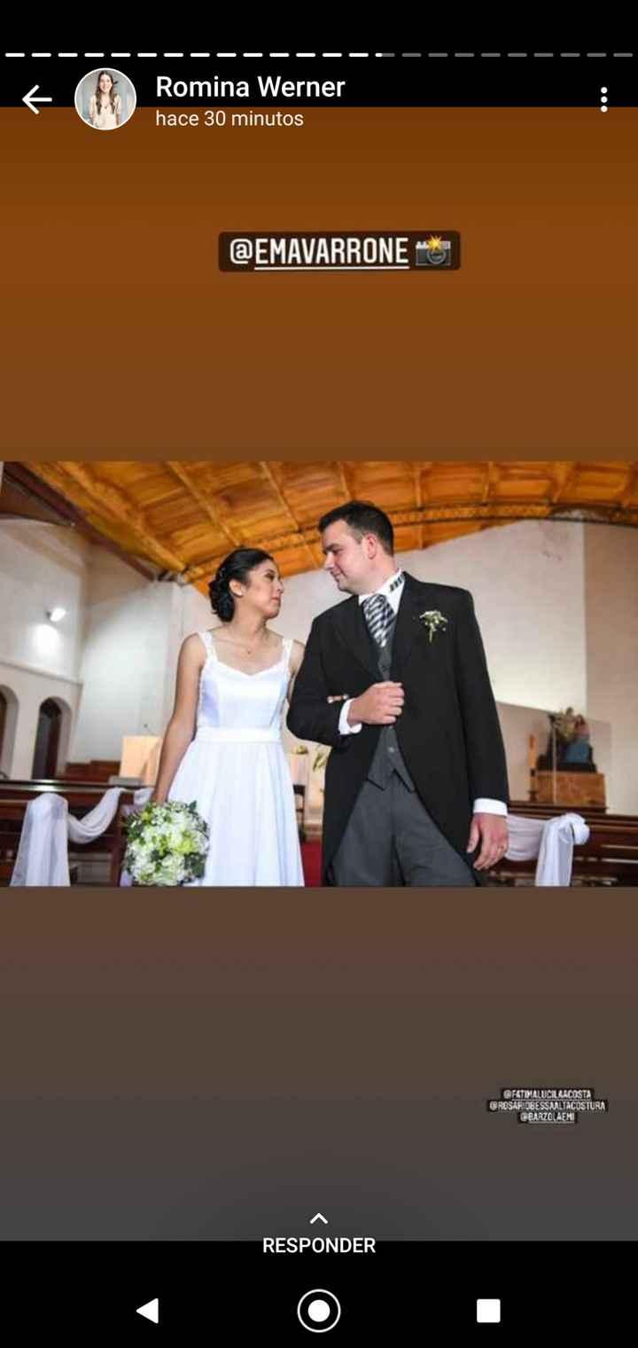 Nuestra boda! - 8